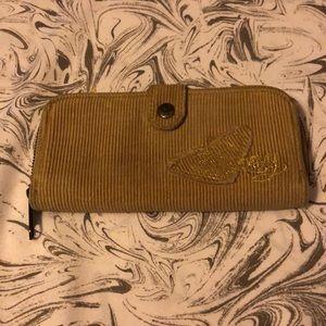 Women's Roxy Corduroy Wallet
